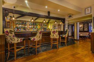 Feathers Ledbury Bar