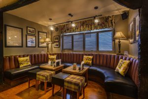 Feathers Ledbury Bar Seating